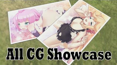 Mugen Souls Z All CG Showcase