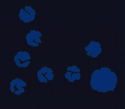 Alrescha Ruins map (empty)