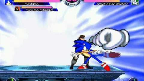 SON mugen 9 - Sonic Snake vs