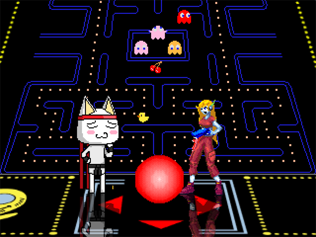 Pacman stage