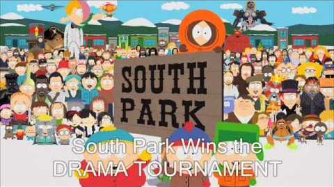 Drama Championship Winner is South Park