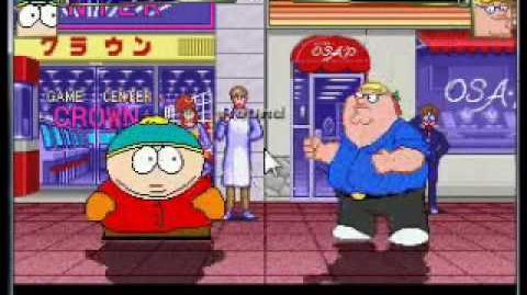 MUGEN - Peter VS Cartman