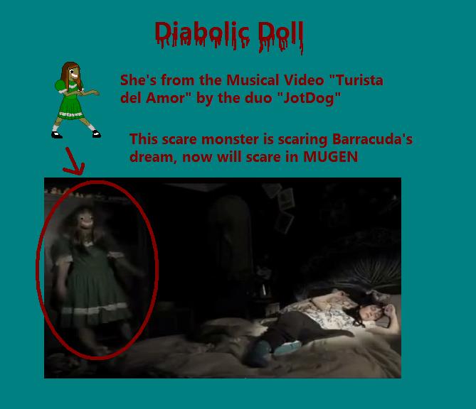 Diabolic Doll