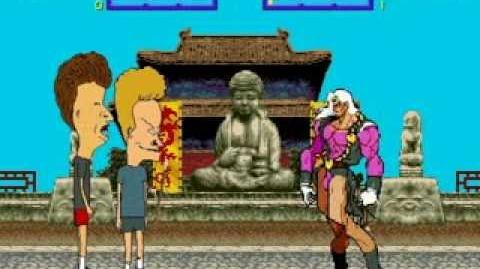 MUGEN The best Beavis that you'll ever find in Mugen, thanks to The None