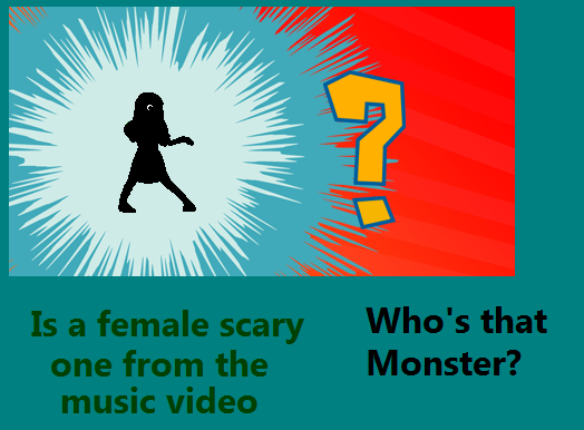 Who's that monster
