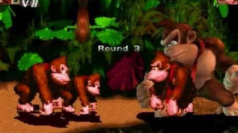 MUGEN Donkey Kong Party, Go Bananas!