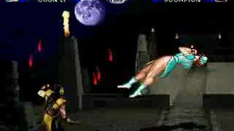 BS MK Chun Li mugen 16 Scorpion