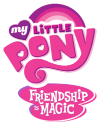 MLP friendship is magic Logo