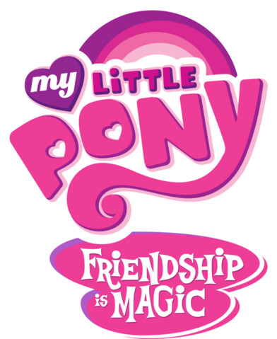 File:MLP friendship is magic Logo.png