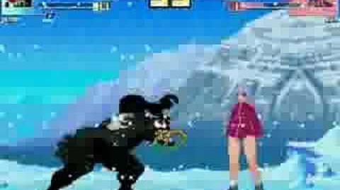 M.U.G.E.N - Venom vs