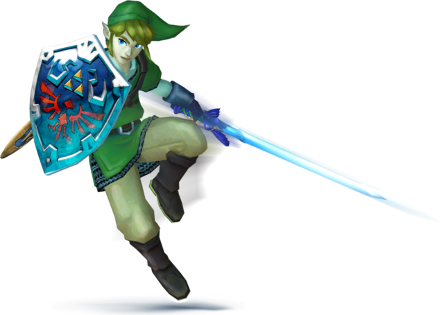 File:Link render by enlightendshadow-d70ahyo Link SSB.png
