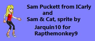 File:Sam Puckett Sprite Idle.PNG