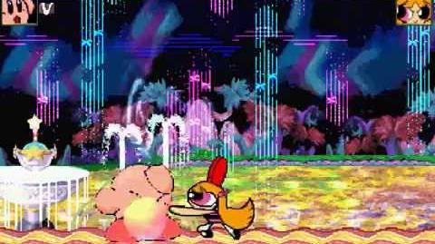 Mugen Kirby(CPU) vs Blossom(CPU)