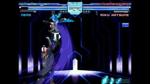 Nero VS Miku Hatsune