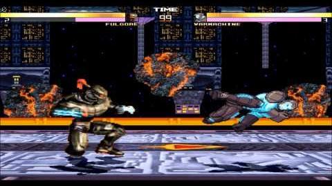 Pointless MUGEN Requests Fulgore VS War Machine