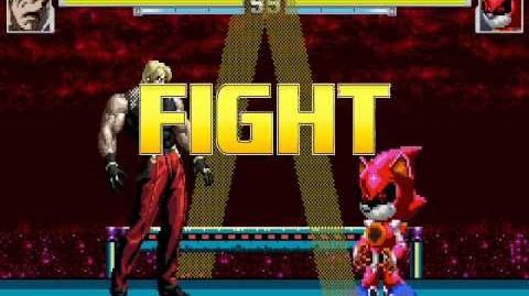 Mugen - Special Fight in Stardust Speedway