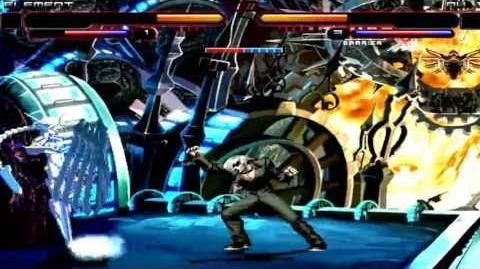 -MUGEN- Element KOFM vs Nu-13 BB-CT