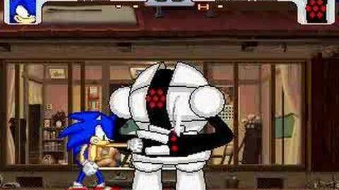 CM Mugen Sonic vs Registeel