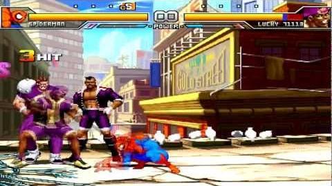 MUGEN 2013 Spider-Man vs