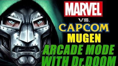 Marvel vs Capcom Mugen w Dr