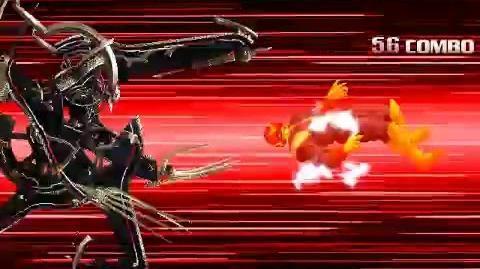 MUGEN - Captain Falcon VS Metal Face