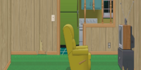 Aqua Teen's House