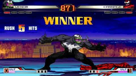MUGEN Battle 15 Venom Vs Carnage
