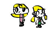 Lucia and carmen