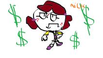 Suzie is rich
