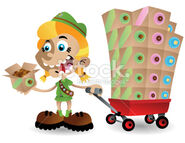 Stock-illustration-21396549-girl-scout-cookie-time