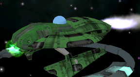 Scorpion Assault Ship