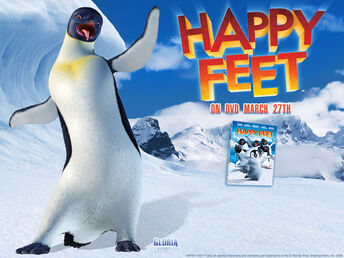 Gloria Happy Feet