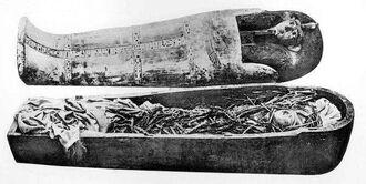 Amenhotep I Cartonnage