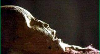Takla Makan Mummy Child