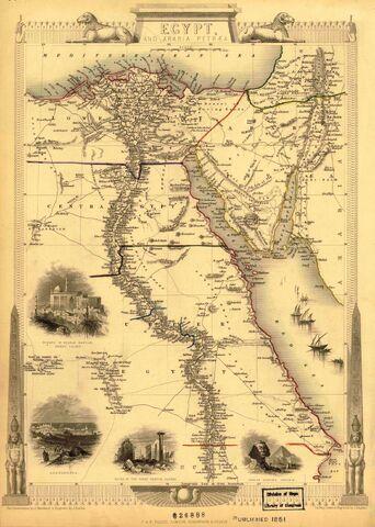 File:Map of Egypt 1851.jpg