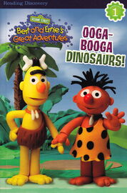Chapter book ooga booga dinosaurs