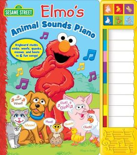 Elmos animal sounds piano
