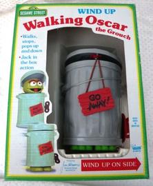 Illco 1988 walking oscar a