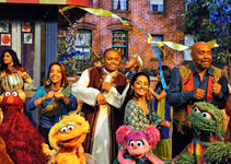 Rahki on Sesame Street 1