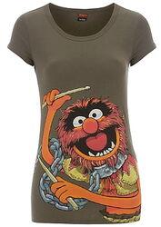 Asda shirt animal drumsticks chain