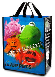 Disney store 2014 reusable tote bag 1