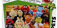 Muppet puzzles (Disney)