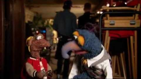 "Disney's ""The Muppets"" - Rizzo the Rat and the Great Gonzo Interview"