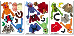 Muppets-Magnets
