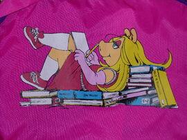 Backpack piggy 2