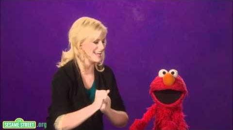 Sesame Street Amy Poehler - Challenge