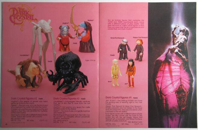 Hasbro catalog DC figures