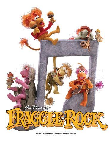 File:Poster Fraggle Rock-Climbing Fraggle Rock.jpg