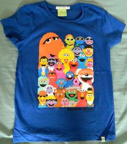 B 2009 cast t-shirt