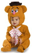 Disguise 2015 baby halloween costume fozzie